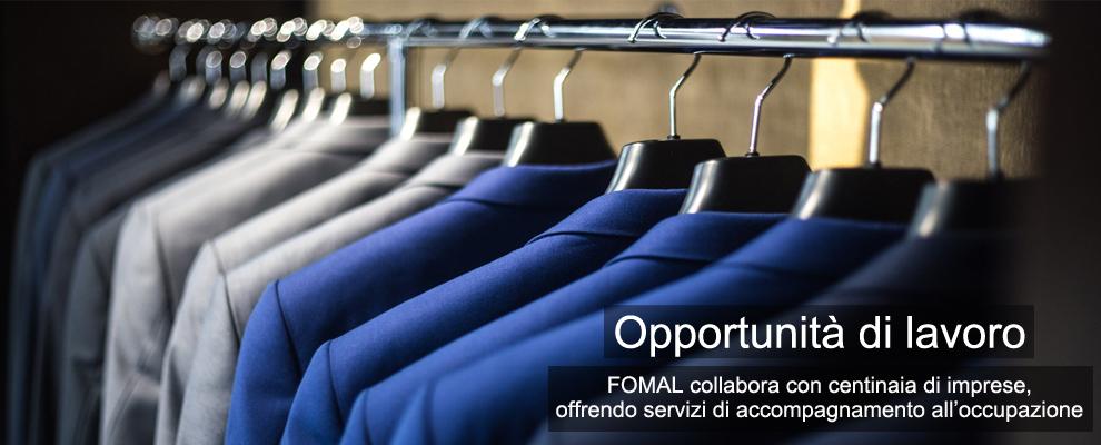 Opportunità di lavoro slide