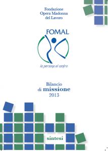 Bilancio di missione 2013